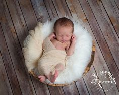 Newborn boy portrait 10 days old