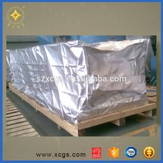 Custom Sizes Moisture Barrier Bag/Aluminum Foil Insulation Pallet Covers/MBB Pallet Cover #cooler, #pallet