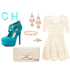 CH by ninahudson on Polyvore featuring moda, Charlotte Russe, Dorothy Perkins, Cartier, ASOS and Sophie Bille Brahe