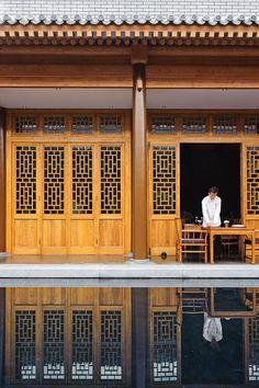 http://www.pinterest.com/joliesarts ∗  »☆Elysian-Interiors ♕ Simply Divine #Interiordesign ~ Chinese ~ Asian ~ interior ~ Aman at Summer Palace