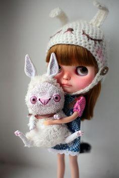 white bunnies by da-bu-di-bu-da