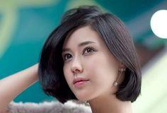 Short hairstyle for korean girl
