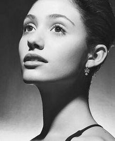 Emmy Rossum. Her eyes...