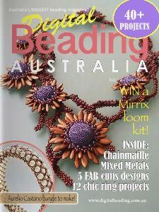 Digital Beading Magazine  Issue 4 June 2013