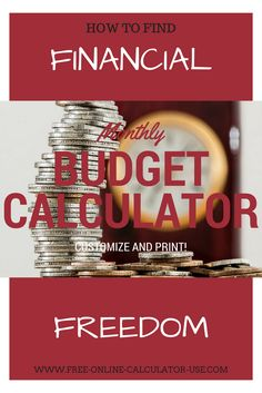 This Free Online NonMonthly Expense Budget Calculator Will Help