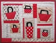 Amy Lobsiger's quilt from Dollies Online program