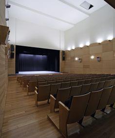 Auditorium And Multifunctional Building / Virai Arquitectos