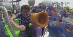 Six Flags St. Louis announces new ride for 2014: Tsunami Soaker