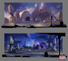 Angry Birds Transformers, Sukhbir Purewal on ArtStation at https://www.artstation.com/artwork/WdkZE