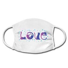 Geschenke Shop   love cat - Gesichtsmaske Shirt Diy, Eyes, Gifts For Cats, Facial Masks, Jokes, Ideas, Cat Eyes