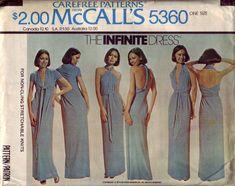 CarmencitaB: The Infinite Dress - McCall's 5360