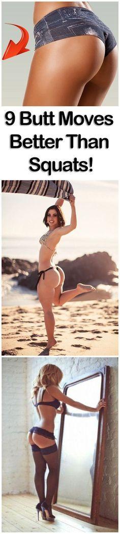 9 Butt Exercises Better Than Squats