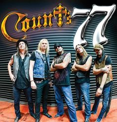 """Count's 77 Featuring Danny """"Count"""" Koker of History's Hit TV Series """"Counting Cars"""" to Release Debut Album with Shrapnel Records April 29"""