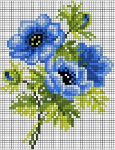 This Pin was discovered by Sem Cross Stitch Cards, Simple Cross Stitch, Cross Stitch Rose, Cross Stitch Flowers, Cross Stitching, Cross Stitch Embroidery, Embroidery Patterns, Cross Stitch Designs, Cross Stitch Patterns