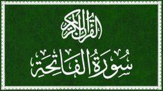 [Coran Phonétique Tajwid + Fr] 1 Sourate Al Fatiha - Le prologue (Mishar...