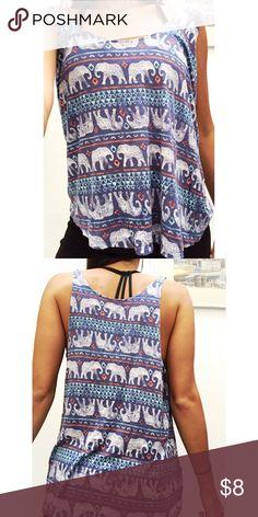 2a21832d41e3 LA Hearts jumpsuit Tribal elephants jumpsuit size S from pacsun free  shipping on my depop account 🌸  lizethrose La Hearts Dresses