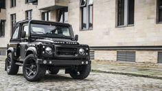 The Chelsea Truck Company Land Rover Defender SVX