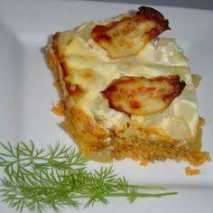 Rakott karalábé darált hússal és rizzsel Recept képpel - Mindmegette.hu - Receptek Lasagna, Food And Drink, Ethnic Recipes, Diet, Lasagne