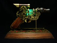 The very definition of cool.  Clockwork Vaporizer by Nick Robatto