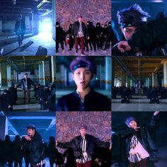 Rap Monster ❤ BTS 'Not Today' MV~ 총 조준 발사! #BTS #방탄소년단
