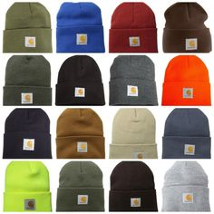 Discounted Carhartt Men's Hats as low as $7.99