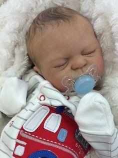Joanna s Nursery ~ ADORABLE~  Reborn Baby BOY~ JULIEN By ELISA MARX ~