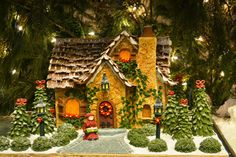 st patrick s day gingerbread house - Google Search