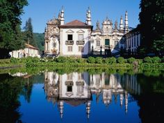 Palácio de Mateus. Vila Real, Portugal