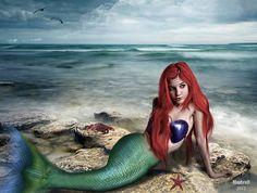 Ariel by blastevil.deviantart.com
