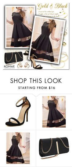 """ROMWE"" by adanes ❤ liked on Polyvore featuring romwe and polyvoreeditorial"