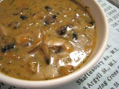 Hungarian Mushroom Soup: 3 T. unsalted butter  2 carrots, chopped  1 cup chopped onions  1 pound fresh mushrooms, sliced  1 tsp dried dill weed  1 ½ tsp paprika  1 T. soy sauce  2 cups chicken broth   1 cup milk  2-3 T. flour  ½ - ¾ tsp salt  Ground black pepper to taste  2 teaspoons lemon juice  2 tsp dried parsley flakes  1/2 cup sour cream (regular or lite)
