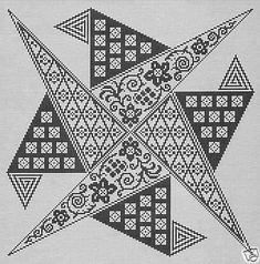 Point, Cross Stitch, 1, Crochet, Cards, Hardanger, Punto De Cruz, Dots, Crosses
