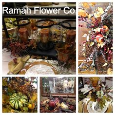 Fall inspiration at Ramah's