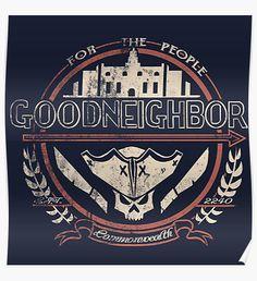 Goodneighbor Poster