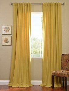 Cotenza Curtain Panel Size 96 H X 50 W