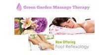 Foot Reflexology Massage Banner