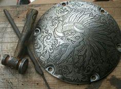 Antonio Morcillo hand crafted custom Derby cover