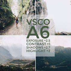 Tutorial: Como Editar Fotos Com o VSCO Cam