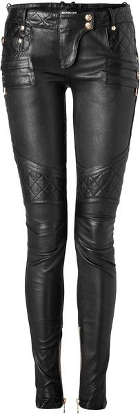 You don't get rock n' roll without a decent pair of leather pants!