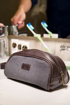 Travel always with an useful and stylish accessory. INMO Leather Toiletry bag is the one. www.inmoleatherbags.com    leather accessories for men dopp kit, leather accessories for men dopp kit, mens leather hanging toiletry bag, leather makeup bag brown, leather cosmetic bag makeup case.   #INMO #TravelAccesories #DoppKit #LeatherDoppKit #ToiletryBag #CosmeticBag Leather Men, Brown Leather, Leather Makeup Bag, Mens Travel, Dopp Kit, Travel Toiletries, Toiletry Bag, Leather Accessories, Travel Bags