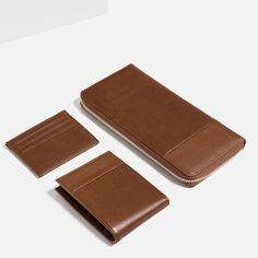 ZARA - MAN - Basic wallets