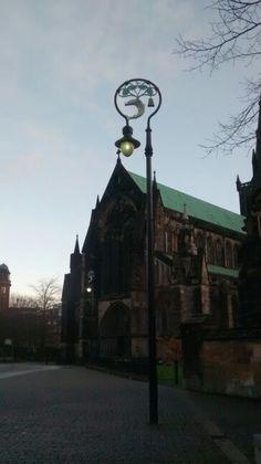 Iluminação/ Glasgow - UK 12/2016