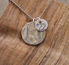 Baseball / Softball Necklace