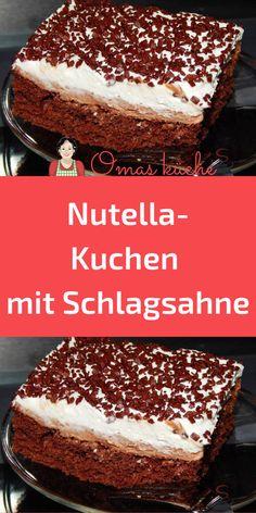 Funny Cake, Cakes And More, Tiramisu, Meals, Ethnic Recipes, Food, Whipped Cream, Russian Honey Cake, Easy Cake Recipes