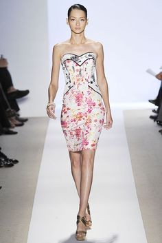 Badgley Mischka   Spring 2009 Ready-to-Wear Collection   Style.com