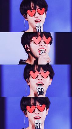 Jin and his hearts