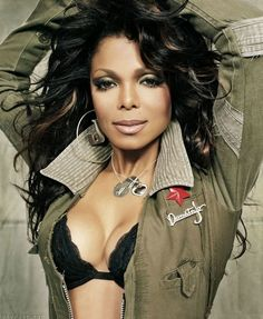Janet Jackson Sexy | Janet Jackson Hot Celebrity Photos Hoop Earrings, Earrings