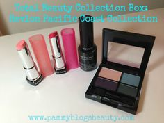 Pammy Blogs Beauty: Total Beauty Collection Sample Box: Revlon Spring 2013: Box Opening!!!