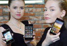 Low Budget Smart Phone -LG Optimus L5