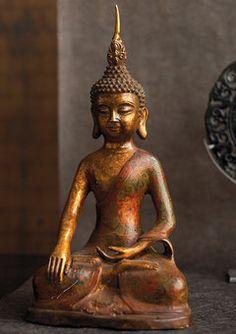 ideeli   TOZAI Cloisonne Buddha on Wanelo